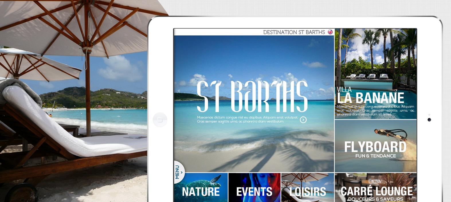 App St Barths