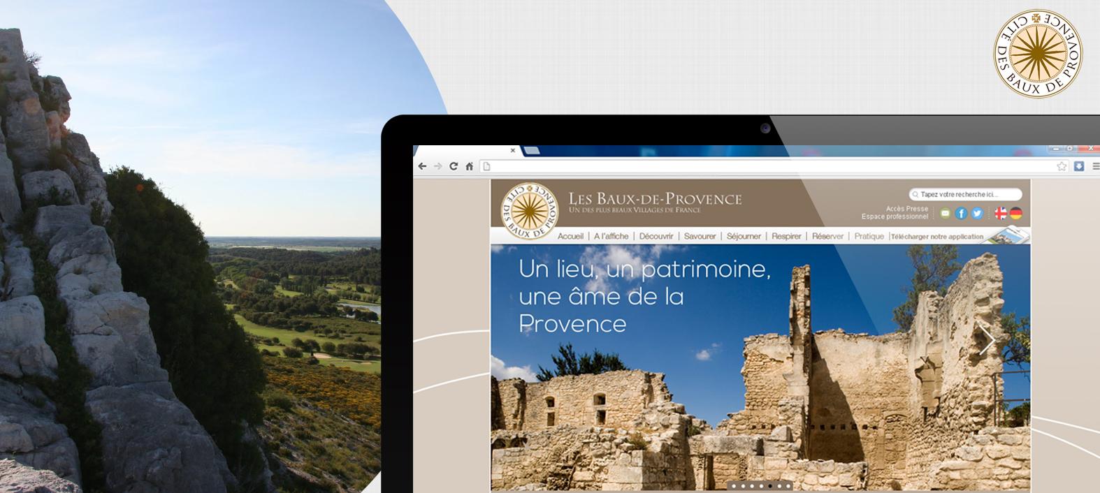 Web Les Baux