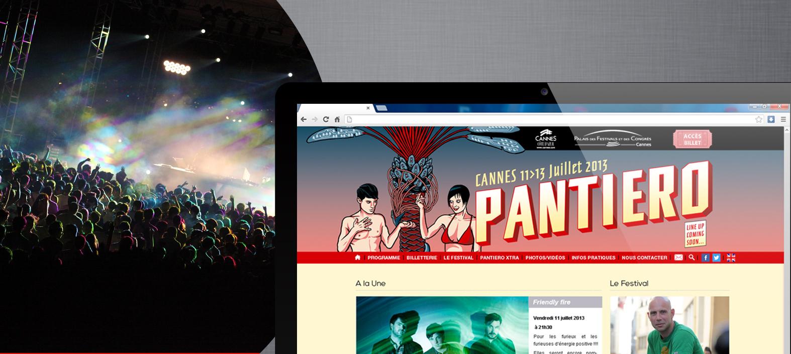 Web Pantiero