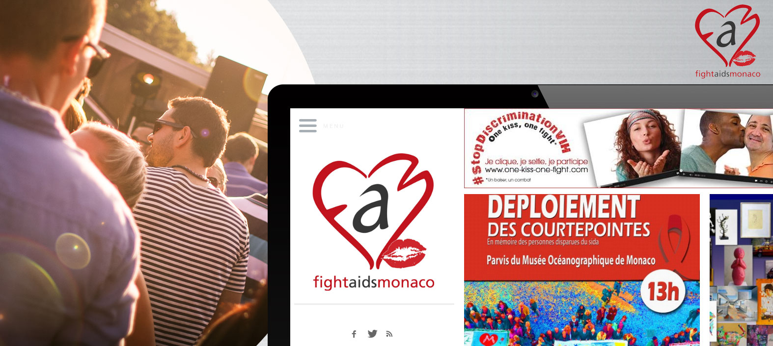 Site Fight Aids Monaco