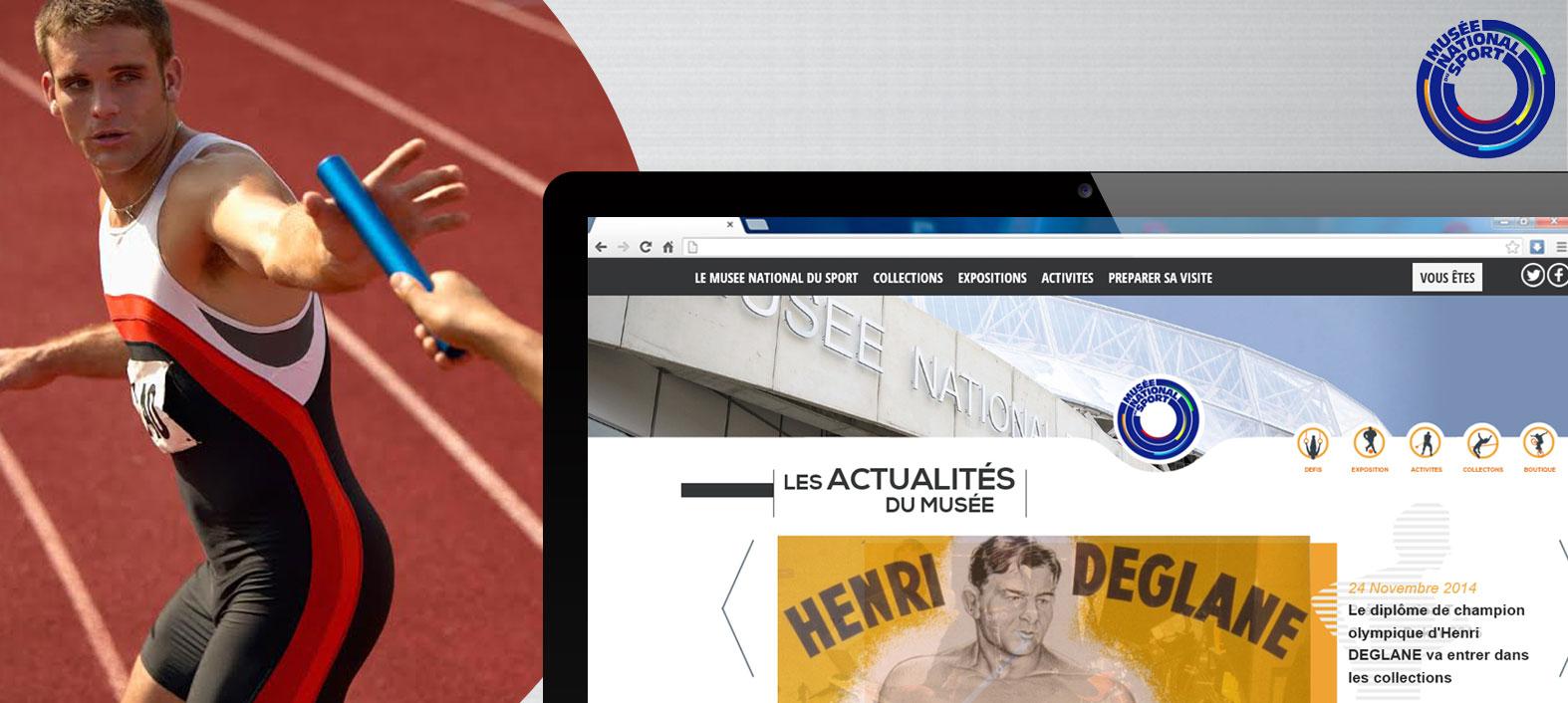 Site Musée National du Sport